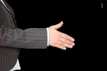 handshake photo/ Michael Jarmoluk via pixabay