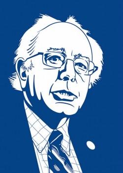 Bernie Sanders donkeyhotey