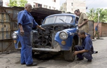 Cuban Chrome Discovery Channel photo