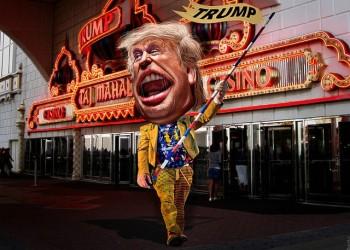 Donald Trump  photo/ donkeyhotey