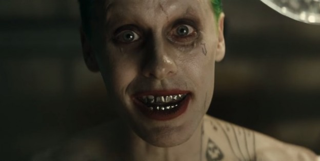 Jared Leto Joker in Suicide Squad trailer