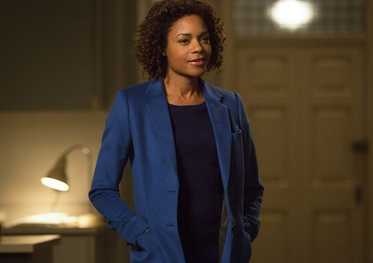 Spectre-Naomie-Harris MOneypenny photo