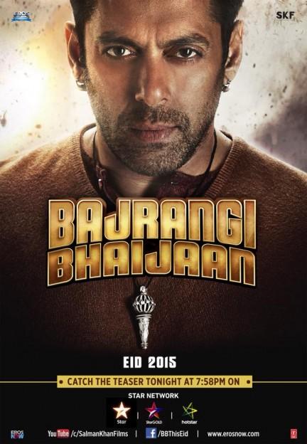 bajrangi-bhaijaan-salman khan poster