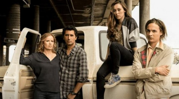 Fear the Walking Dead cast photo