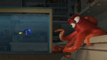 Finding-Dory-Dory meets Hank