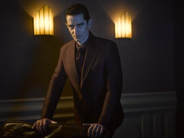 Gotham season 2 James Frain as Theo Galvan