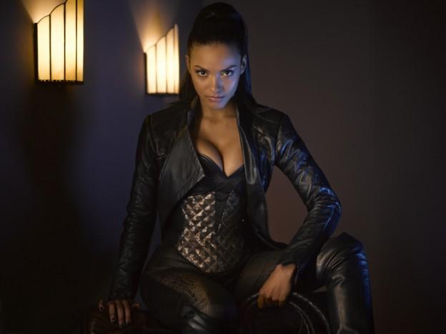 Gotham season 2 Jessica Lucas as Tigress