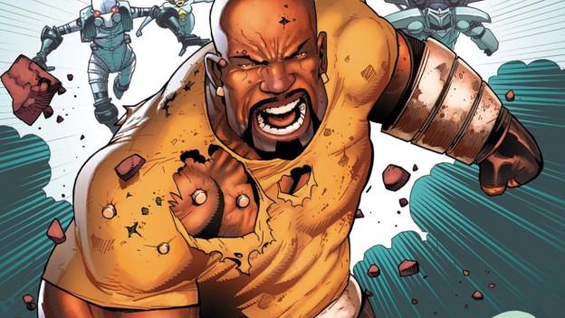 Luke Cage Marvel Comics image