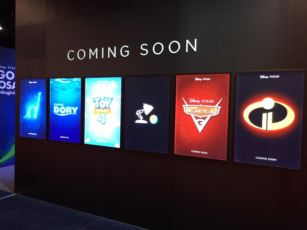 disney u0026 39 s d23 expo unveils teaser posters for  u0026 39 toy story 4