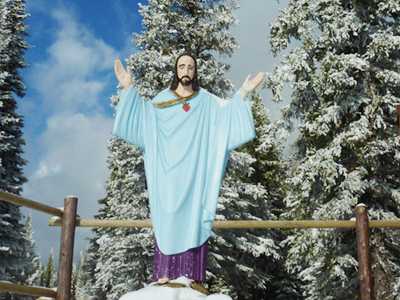 Court rules that this Montana statue of Jesus can stay photo FFRF