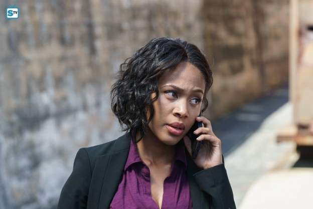 Nicole Beharie Sleepy Hollow season 3 photo