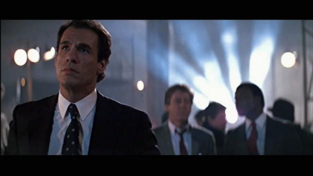 """Robert Davi as Agent Johnson in """"Die Hard"""""""