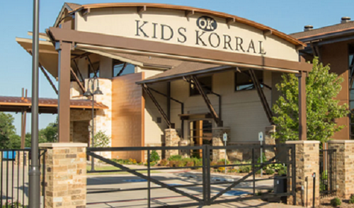 Toby Keith Foundation OK Kids Corral photo