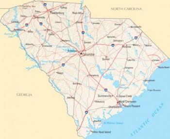 South Carolina/National Atlas