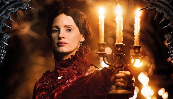 Jessica Chastain Crimson Peak photo