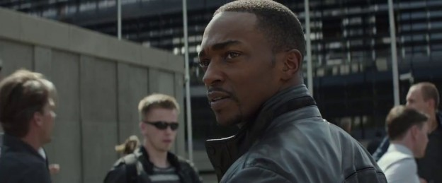 Captain America Civil War Anthony Mackie