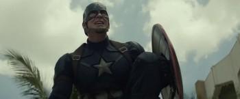 Captain America Civil War Chris Evans action