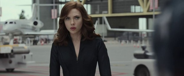 Captain America Civil War Scarlett Johansson