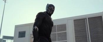 Captain America Civil War cast photo Black Panther Chadwick Boseman