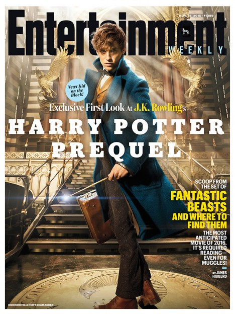 fantastic beasts-ew-1389-cover Eddie Redmayne