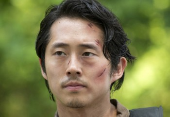 steven-yeun as Glenn The Walking Dead season 6 photo