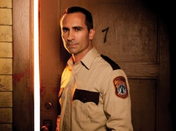 Bates Motel photo nestor-carbonell-as-sheriff-romero