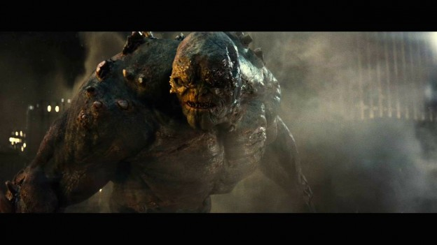 Batman V Superman Dawn of Justice trailer screenshot Doomsday