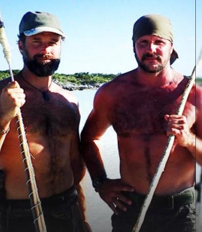 Dual Survival season 6 photo