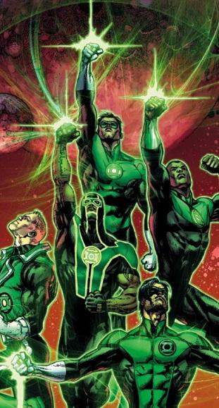 Green Lantern Corps photo