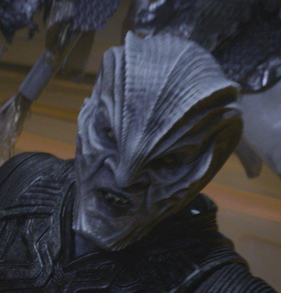 Idris Elba as Krall