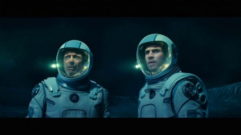 Independence Day Resurgence Jeff Goldblum LIam Hemsworth photo