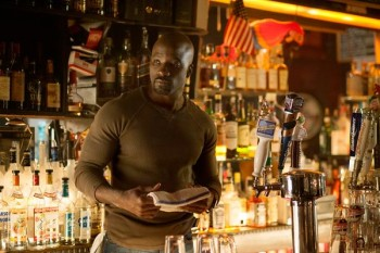 Luke Cage photo Mike Colter