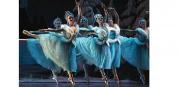 "NYC Ballet presents ""The Nutcracker"" photo/courtesty of The Straz Center"