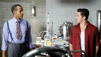 Agent Carter season 2 DOminic Cooper as Howard Stark