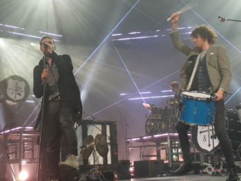 For King & Country on stage at Winter Jam 2016 in Tampa photo/ Brandon Jones