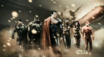 Justice League concept art Cyborg batman superman wonder woman, aquaman flash