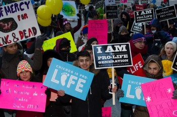 photo courtesy March For Life Chicago