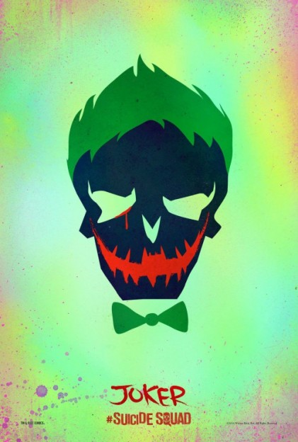 suicide_squad_Joker movie poster skull