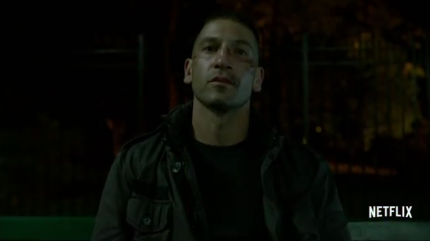 Jon Bernthal as Frank Castle daredevil season 2 photo