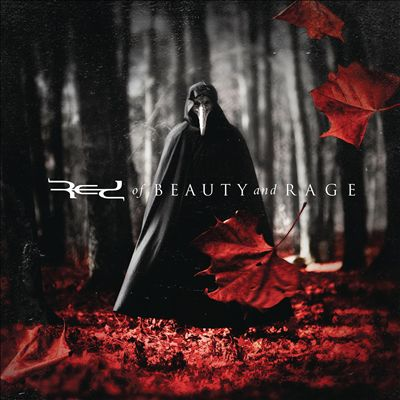 Of_Beauty_and_Rage_by_Red album cover