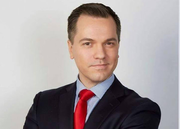 Austin Petersen Image/Libertarian Party of Pinellas County