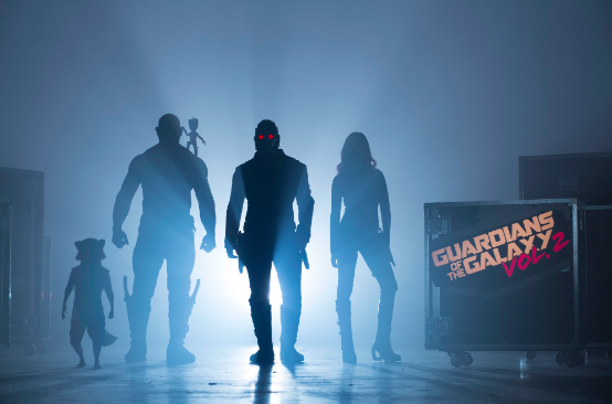 Guardians of the Galaxy Vol 2 is filming in Georgia