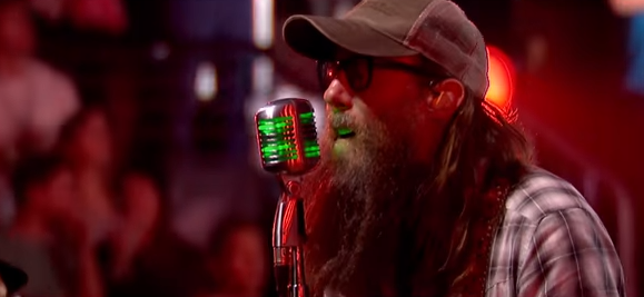 David Crowder 2016 performing My Victory Passion band