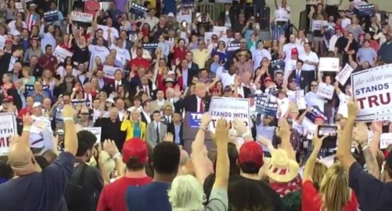 Lawrence O'Donnell says Trump rallies are 'ugly fascism in ...