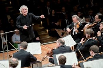 Berlin Philharmonic (credit: Monika Rittershaus)