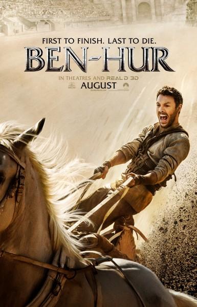 ben-hur-movie poster jack huston