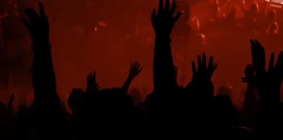 "screenshot live performance of ""My Victory"""
