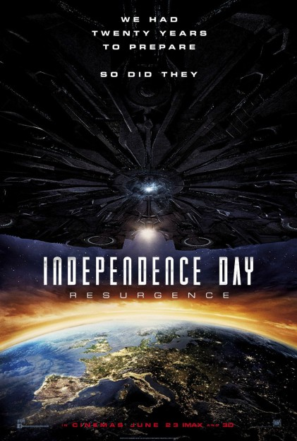 independence-day 2 resugence movie-poster
