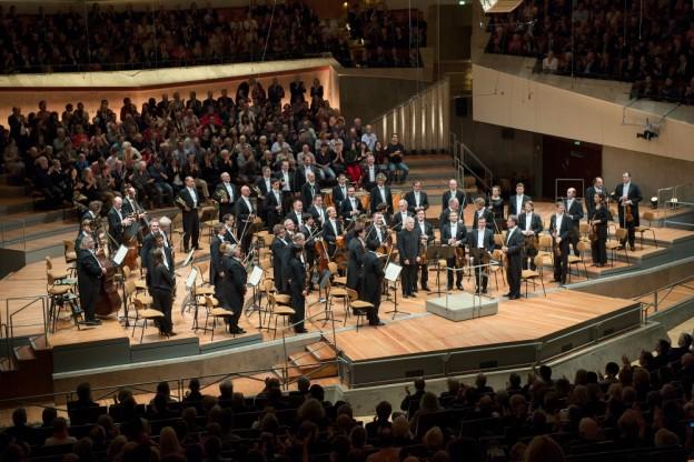 -the Berlin Philharmonic