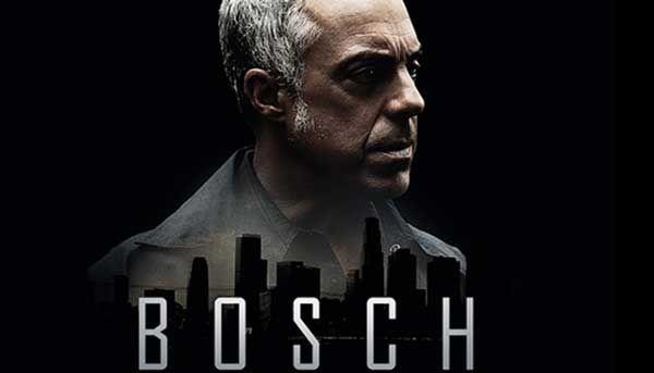 Bosch season 2 Titus Welliver promo banner